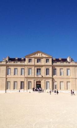 a.guery au Chateau Borély