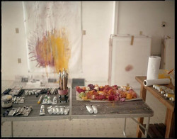Chez Cy Twombly