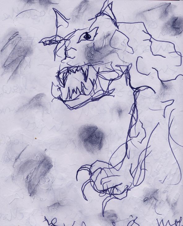 Unknown Beast