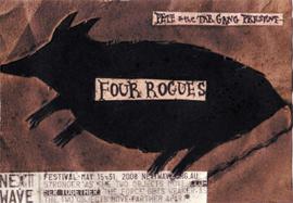 Poster artwork by Pete Reid
