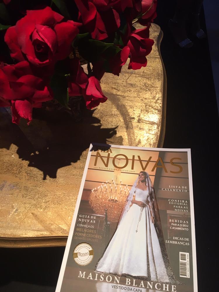 Revista Vida Noivas Capa