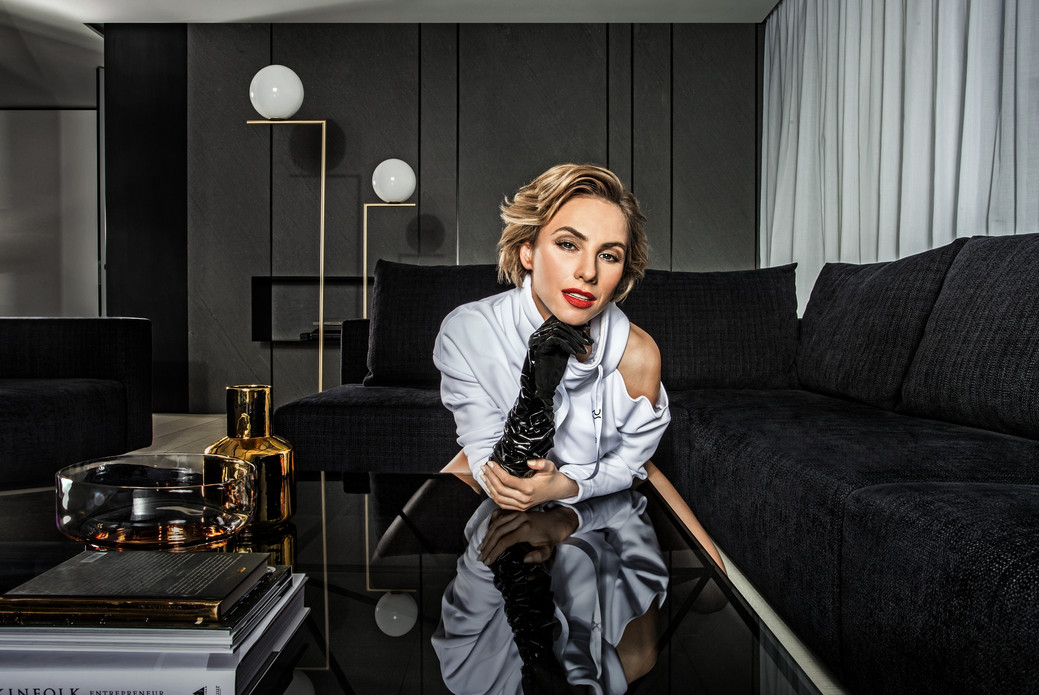 Ranita Sobańska /4F dla 3F Studio