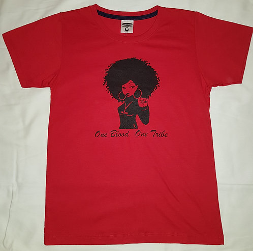 Limited Edition One Blood, One Tribe T-Shirt