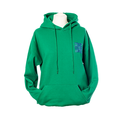 Quest For Knowledge Emblem (Small) Hoodie