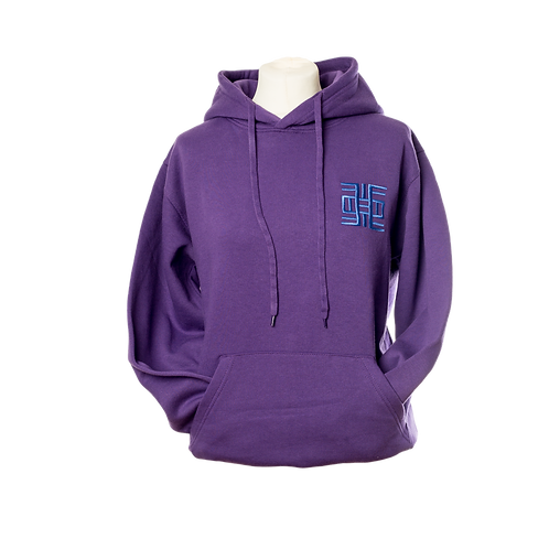 Quest For Knowledge Emblem (Large) Hoodie