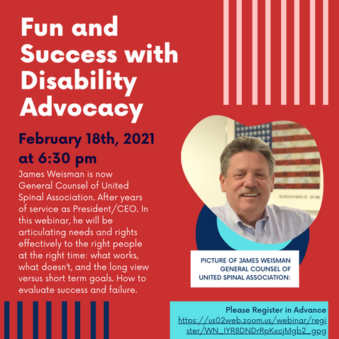 Fun and Success with Disability Advocacy