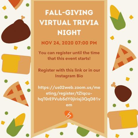 Virtual Trivia Night #3