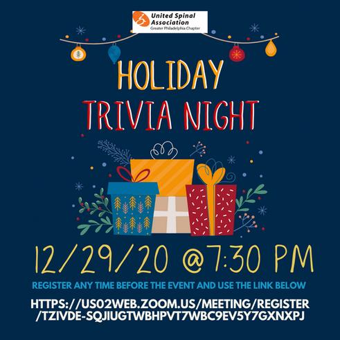 Holiday Trivia Night