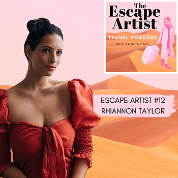 Rhiannon Taylor Escape Artist Audiogram