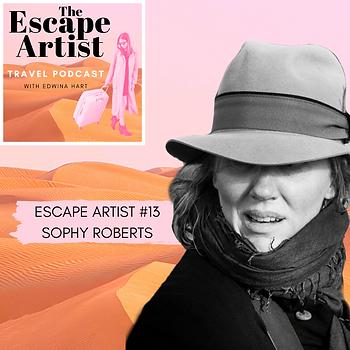 ESCAPE ARTIST Sophy Roberts Audio Tile.p