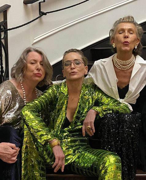 Sharon Stone age