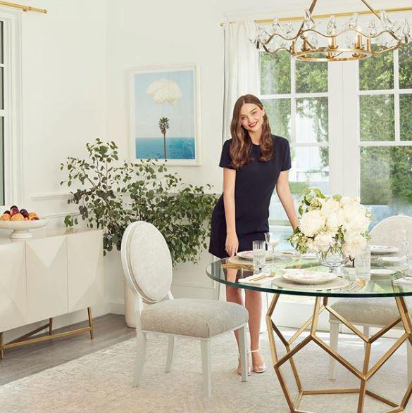 Miranda Kerr furniture