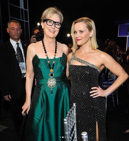 Reese and Merly poznate žene