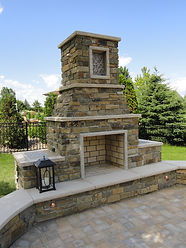 Woodbury Mn Outdoor Fireplace