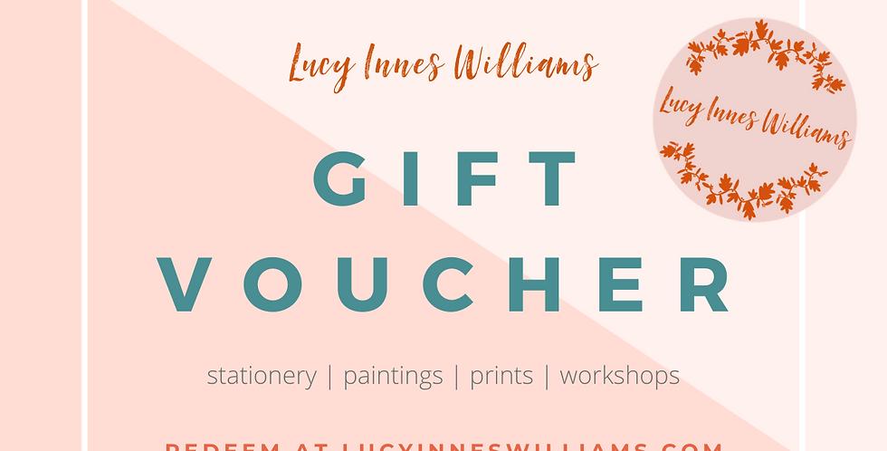 Gift Voucher (£15)