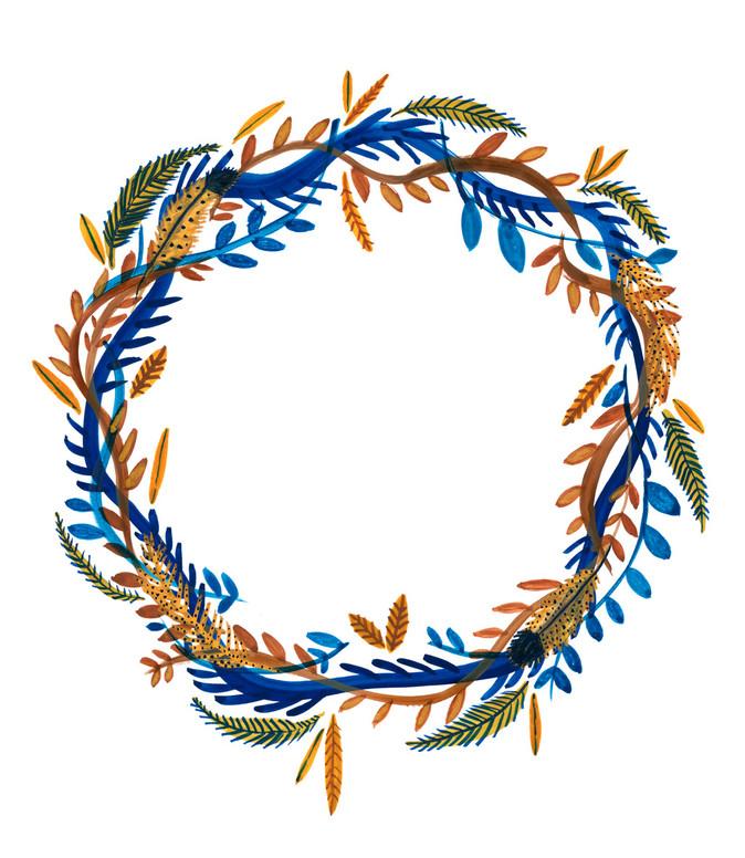 Circular Wreath
