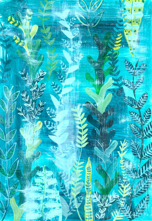 Blue Jungle Boogie