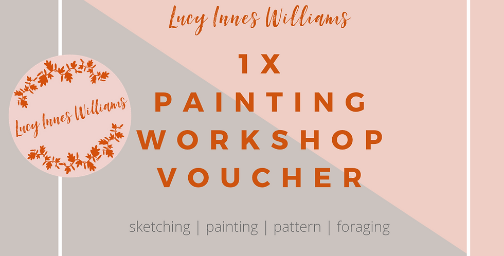 Painting Workshop Voucher