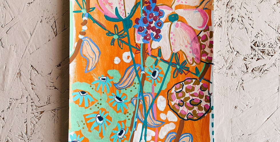 Autumn Series Mini Painting II