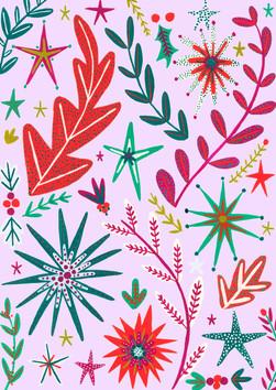 Lilac Christmas