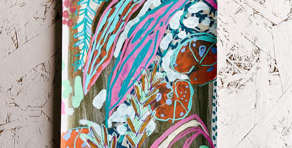 Autumn Series Mini Painting V