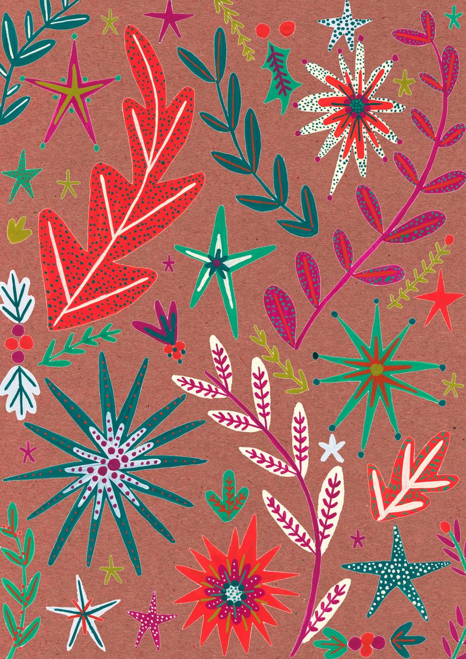 Rose Kraft Christmas