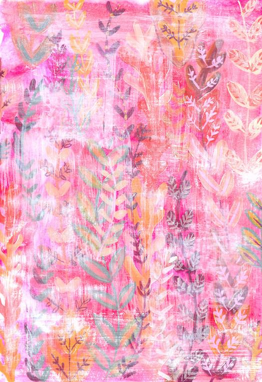 Hot Pink Jungle Boogie