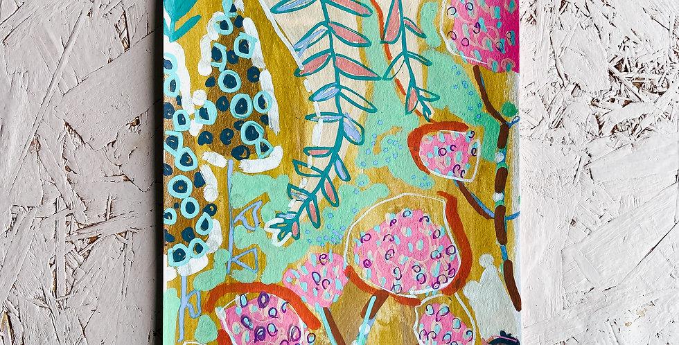 Autumn Series Mini Painting IV
