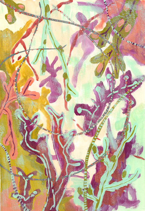 Mossy Seaweed