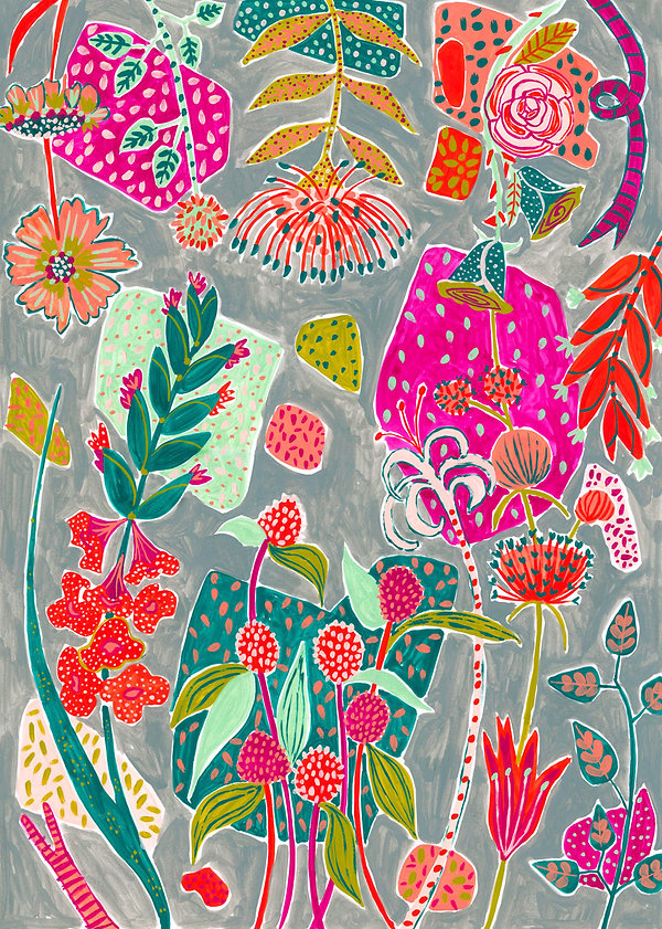Lucy Innes Williams -Bloom Florals