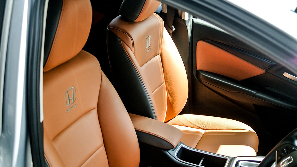 Italian Cowhide Leather Seats