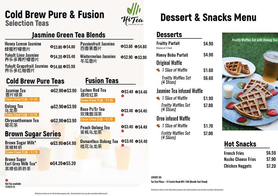 PureTea&Dessert