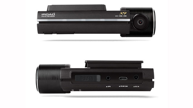 Iroad X9 Recording Camera