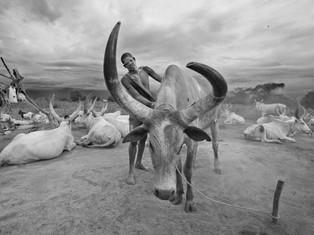 14. Mundari Terakeka (Sudán del Sur) - Toni Espadas