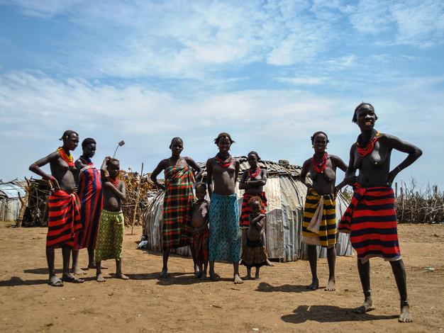 16. Tribus africanas (Etiopía) - David Fernández