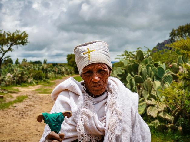 18. Personas mayores (Etiopía) - David Fernández