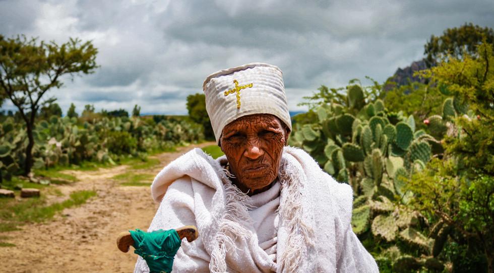 Personas mayores (Etiopía) - David Ferná