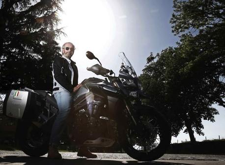 Desde Navarra hacia las esquinas continentales de Europa en moto