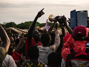 04. Éxtasis colectivo (Gambia) - Ángel Álvarez
