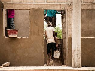 05. Tres trabajadores (Gambia) - Ángel Álvarez