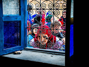 09. Una mirada humana (Marruecos) - Mario Marty