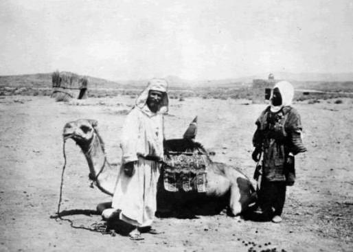 'Allah iharraq buk, ya el Ihudi' o cómo viajar en tiempos revueltos