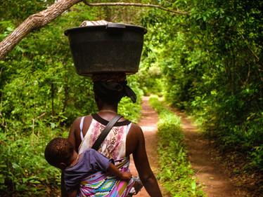 07. El verde (Guinea Bissau) - Ángel Álvarez