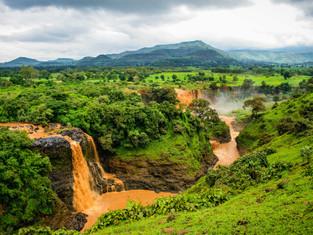 17. El Nilo Azul (Etiopía) - David Fernández