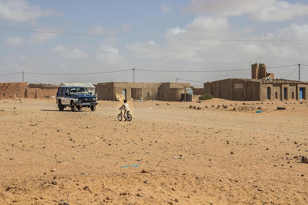 Wilaya de Auserd, Tindouf (Argelia). Febrero 2017 (Marta Trejo Luzón)