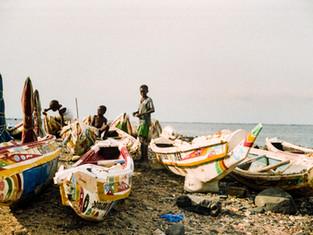 06. Pequeños aventureros (Senegal) - Ángel Álvarez