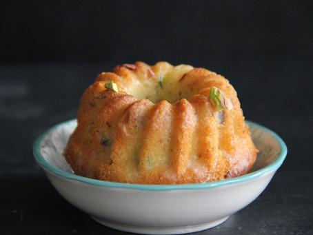 In diesem Kuchen steckt Zucchini