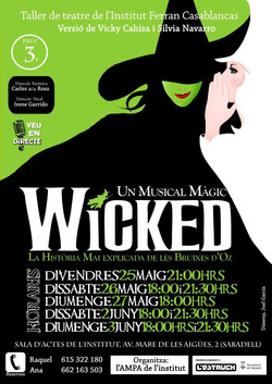Wicked, 2012