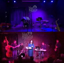 Concert Blue Monkeys & Patrícia Paisal