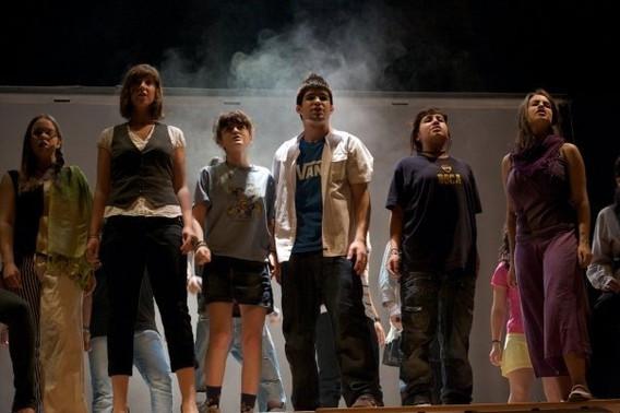 112, el musical